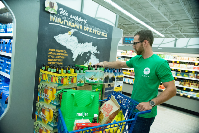 Meijer Adds Alcohol to Home Delivery Options