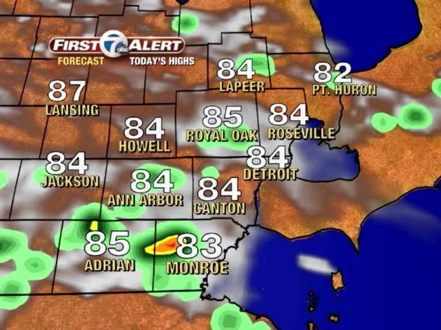 A foggy Tuesday morning, drive carefully — Metro Detroit Weather