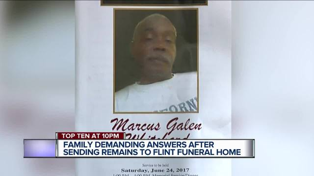 MI  funeral home shut down after maggots, unrefrigerated bodies found