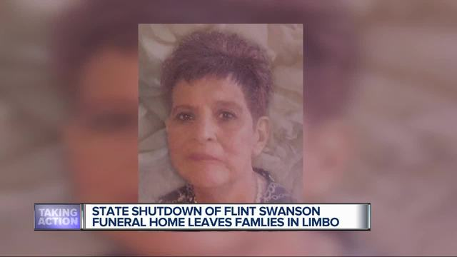 Marquette funeral home not shutting down; Flint funeral home license suspended