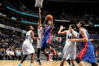 Pistons waive guard Michael Gbinije