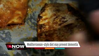 Mediterranean-style diet may prevent dementia
