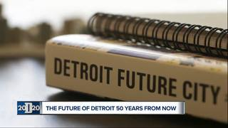 Detroit Future City aims to transform the city
