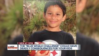 Parents warned of deadly Blue Whale Challenge