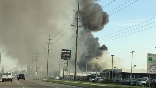 Dealership Cleaning Crew May Have Sparked Largest Fire In Sterling Heights History