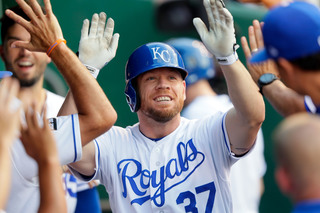 Gordon's sac fly in 9th helps Royals edge Tigers