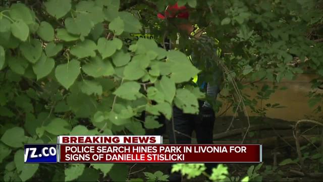 FBI, Police Searching Park in Michigan Woman's Disappearance