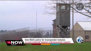 Michigan transgender inmates to get state help