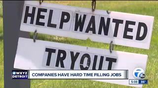 Low unemployment rate is hardship for businesses
