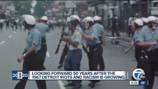 Racism still prevalent 50 years after riots
