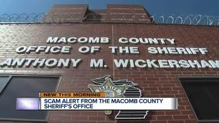 Beware of fake Macomb Co. Sheriff's Office call