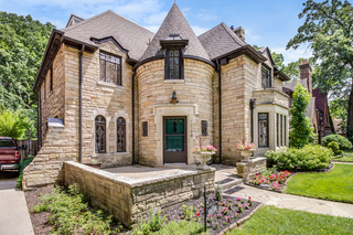 PHOTOS: University District Tudor home for sale