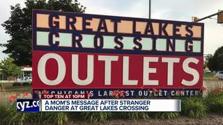 Police say incident at Great Lakes didn't happen