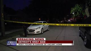 Carjacking victim found murdered in Detroit