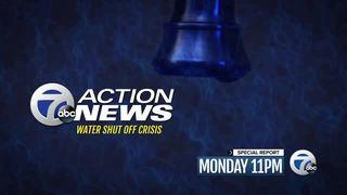 Monday at 11: Water shut off crisis