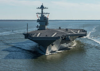 Photo gallery: USS Gerald R. Ford