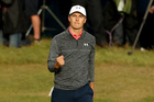 Spieth takes 3-shot lead into Open's final round