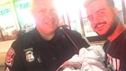 Metro Detroit cops help deliver baby in car