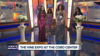 The Vine Expo brings fashion to the COBO Center