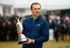Jordan's wild journey: Spieth wins British Open
