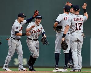 Iglesias, Boyd lead Tigers over Twins
