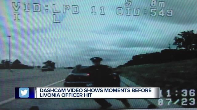 Motorist killed, Livonia cop hurt in flying vehicle crash