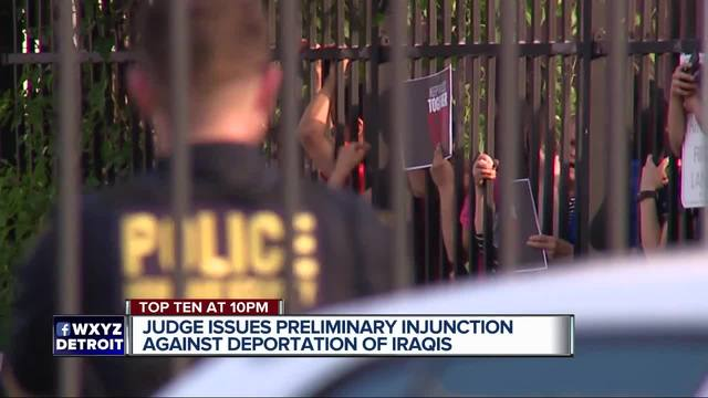 US Federal Judge Gives 1400 Iraqis Time to Fight Deportation Orders