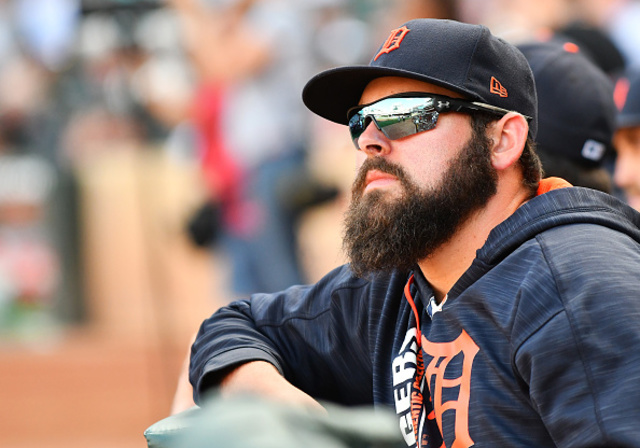 Tigers Place Michael Fulmer On 10-Day DL
