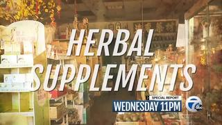 Wednesday at 11: Herbal supplement dangers