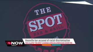 Bar accused of charging cover for black patrons