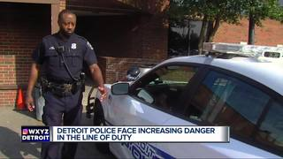 DPD faces increasing danger in line of duty