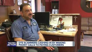Scammers target metro Detroiters with DTE scam