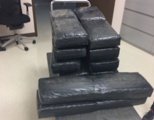 $2 million in pot found in Detroit-bound Fords