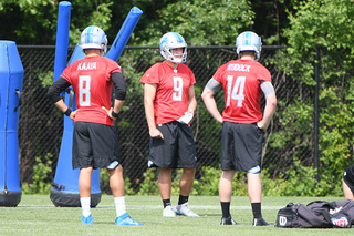 Lions ready for games after joint practices