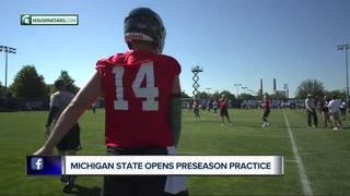 Lewerke ready to take control at Michigan State