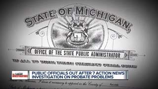 Probate officials out after 7 Investigation