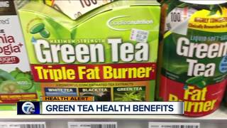 Green tea compound may reduce Western diet harm