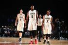 Drummond helps Team World win NBA Africa Game