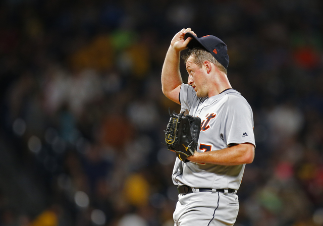 Tigers find some offense, but lose fourth straight, 6-3 in Pittsburgh