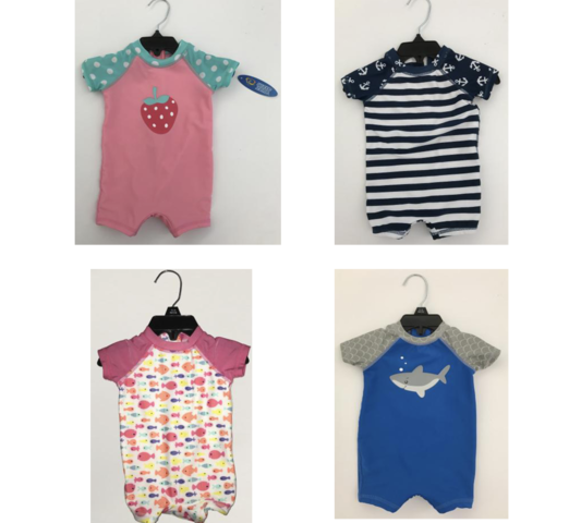 Meijer recalling infant, toddler swimsuits due to choking hazard