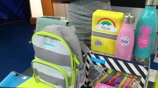 Back to school products designed by moms