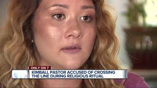 Woman says pastor sexually assaulted her