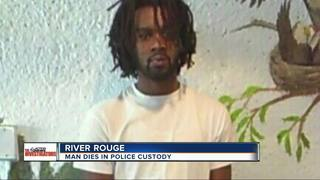 Father suddenly dies in River Rouge PD custody
