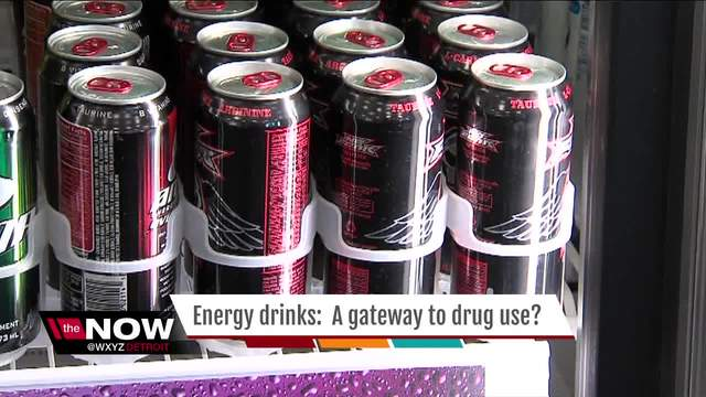 Regularly Consuming Energy Drinks Increases Risk for Substance Abuse