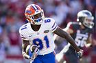 Florida suspends Callaway, 6 others vs Michigan
