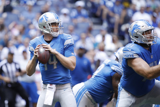 Rudock, Lions take advantage of Luckless Colts
