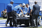 Lions put Hyder on IR with Achilles injury