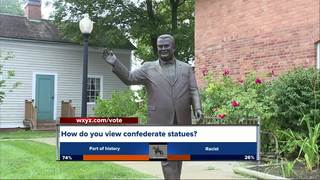 Mayor's statue is a cultural lightening rod