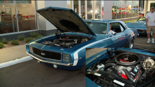 Car nuts rushing to Woodward for Dream Cruise