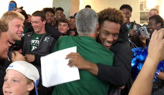 EMU shocks walk-on with surprise scholarship